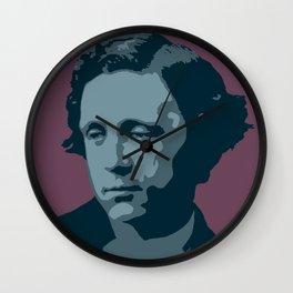 Lewis Carroll Wall Clock