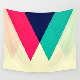 Sawtooth Wall Tapestry