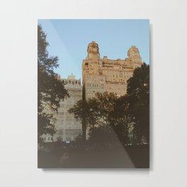 NY, NY Metal Print