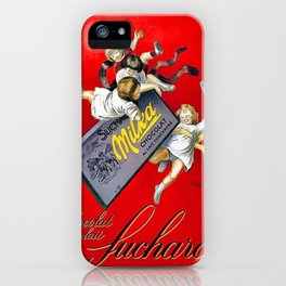 Vintage poster - Chile iPhone Case
