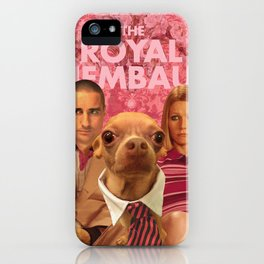 ROYAL PHiNEAS iPhone Case