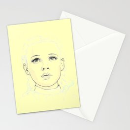 Dorothy - The Yellow Pathway Stationery Cards