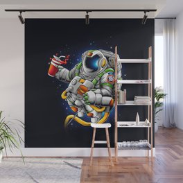 Need More Space Wall Mural