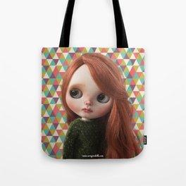 Deera bythe custom doll by Erregiro Tote Bag