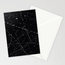 Dazed + Confused [Black] Stationery Cards