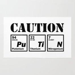 caution Putin Rug