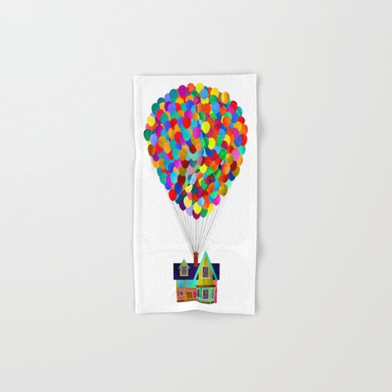 Disney's UP House  Hand & Bath Towel