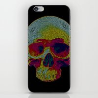terminator iPhone & iPod Skins featuring Terminator by Rajasegar Chandiran