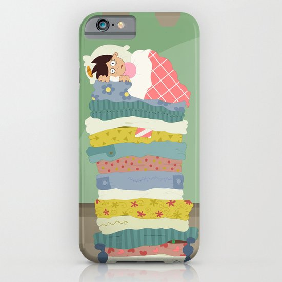 Princess and the Pea iPhone & iPod Case