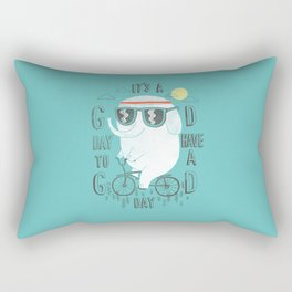 It's a good day to have a good day Rectangular Pillow