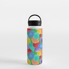 Blobs Pattern Water Bottle
