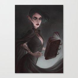 Amren Canvas Print