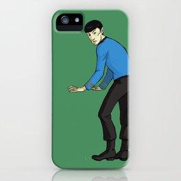 Star Trek TOS : Spock iPhone Case