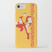 shadow of the colossus iPhone & iPod Cases featuring Colossus by Young Jake