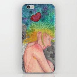 Love and Exposure iPhone Skin
