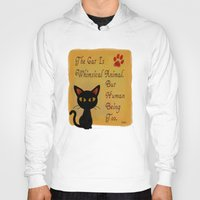whimsical Hoodies featuring Whimsical  by BATKEI