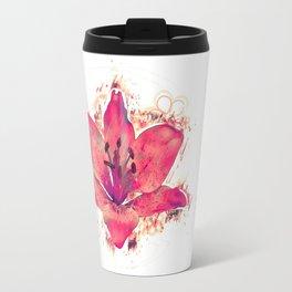 Magic Garden - Flower Travel Mug