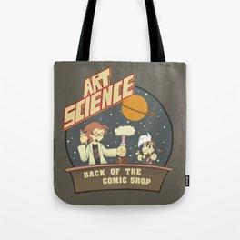 Art Science Tote Bag