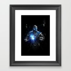 Sub-Zero Framed Art Print