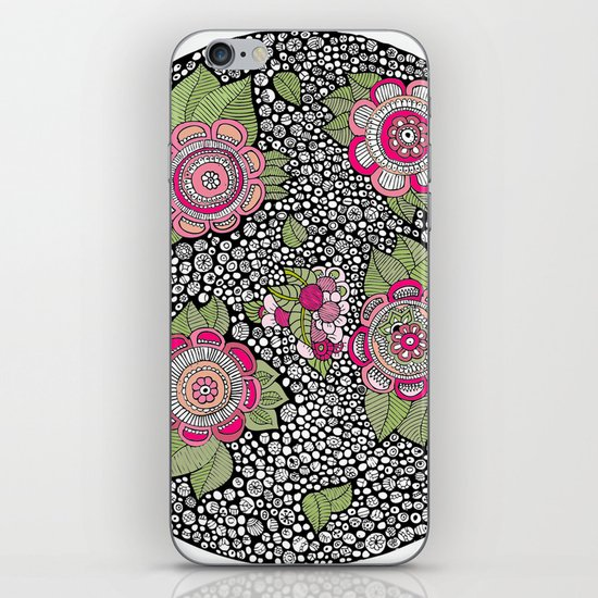 Kaori iPhone & iPod Skin
