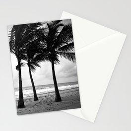 Three Palm Trees Stationery Cards