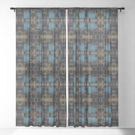 Aq Dze Sheer Curtain