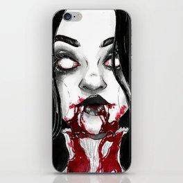 Drooling - Inktober iPhone Skin