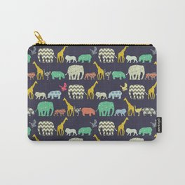 geo zoo Carry-All Pouch