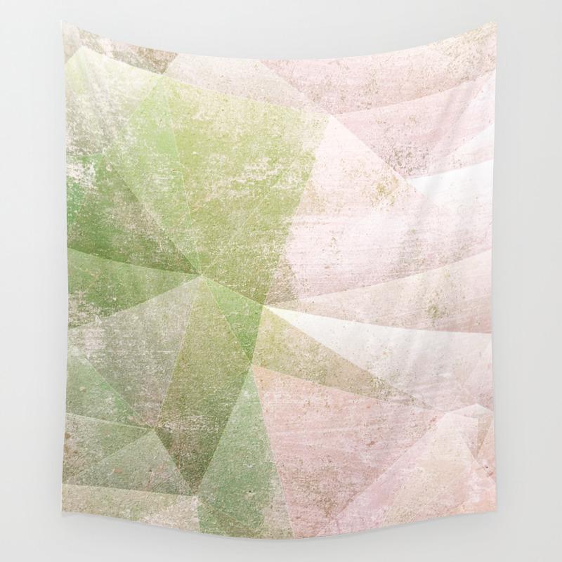 Olivegreen Wall Tapestries | Society6