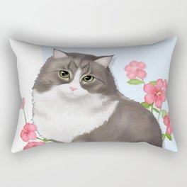Cat ari Rectangular Pillow