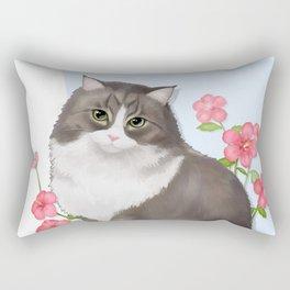 Cat ari Rectangular Pillow
