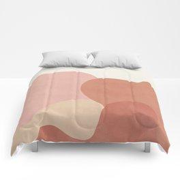 Strange Landscape Comforters
