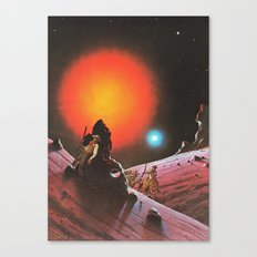 The Wild West Guide To The Galaxy # 190 Canvas Print