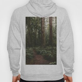 Old growth forest Hoody