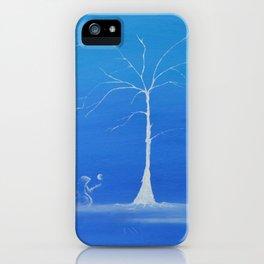 el fruto prohibido iPhone Case