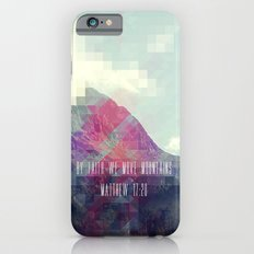 Matthew 17:20 Slim Case iPhone 6s