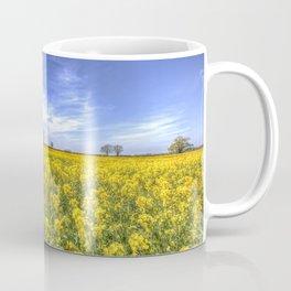 Yellow Fields Of Summer Coffee Mug