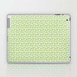 Lime Ribbon Laptop & iPad Skin