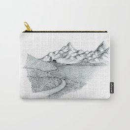 Mountain Sounds Carry-All Pouch