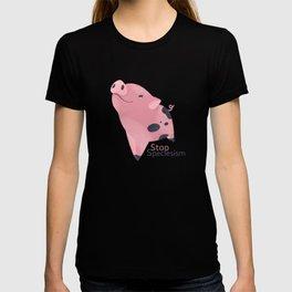 Stop Speciesism T-shirt