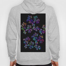 little flowers Hoody