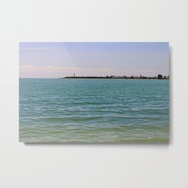 Sanibel Island Metal Print