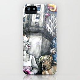 Oniric. iPhone Case