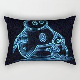 Love Bots Rectangular Pillow