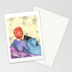 Snuggles Stationery Cards