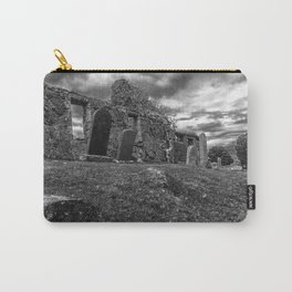 Ruins of the Cill Chriosd Church and Cemetery Carry-All Pouch