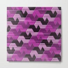 Geometrix XXXVII Metal Print