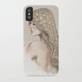 Stardust & Constellations iPhone Case