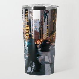 Downtown streets Travel Mug