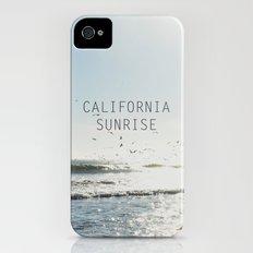 california birds v. 2 Slim Case iPhone (4, 4s)
